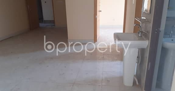 3 Bedroom Apartment for Rent in 29 No. West Madarbari Ward, Chattogram - Ready 1450 Sq. Ft flat is now for rent in Madarbari near to DBBL ATM