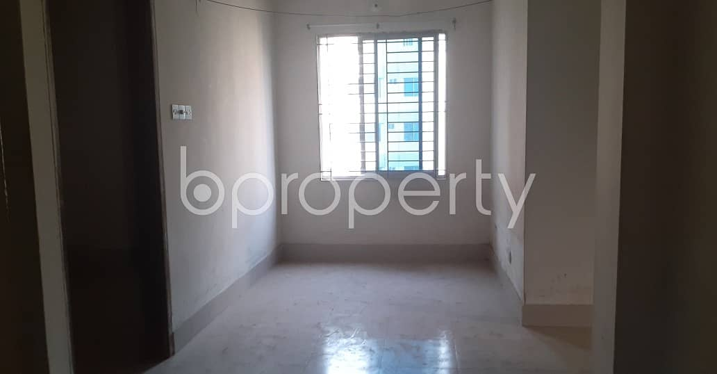 At North Azampur This 850 Square Feet Apartment Is For Sale .