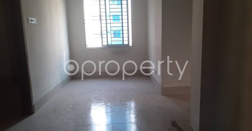A 900 Sq. ft -3 Bedroom House Is For Sale In North Azampur .