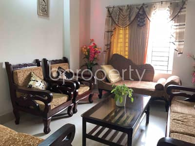 3 Bedroom Flat for Sale in Badda, Dhaka - A Beautiful Apartment With Three Bedrooms Is Up For Sale In Sayednagar, Badda