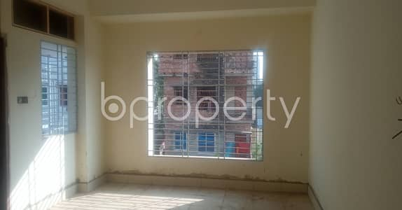 2 Bedroom Flat for Rent in Halishahar, Chattogram - Positioned at Munir Nagar, 1020 SQ FT residential home is quite accessible for owning
