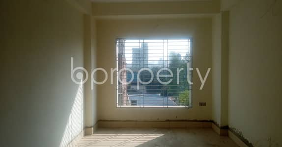 2 Bedroom Flat for Rent in Halishahar, Chattogram - Positioned at Chandar Para, 950 SQ FT residential home is quite accessible for owning
