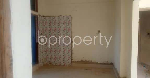 2 Bedroom Apartment for Rent in Halishahar, Chattogram - Positioned at 37 No. North-Middle Halishahar Ward, 1000 SQ FT residential home is quite accessible for owning