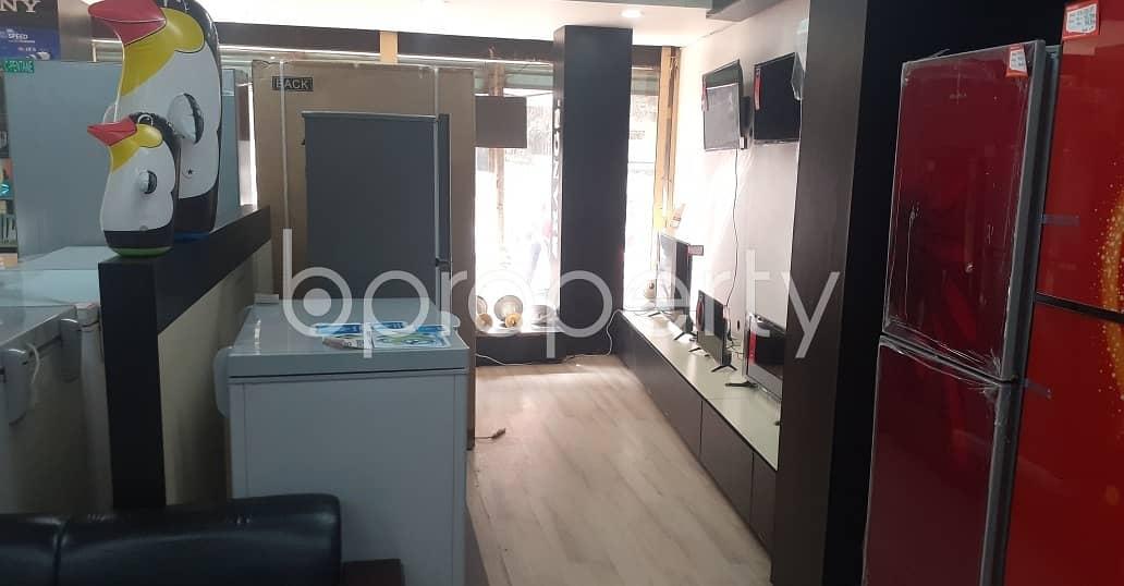 At Bangshal 3500 Sq Ft. Large Commercial Shop For Rent