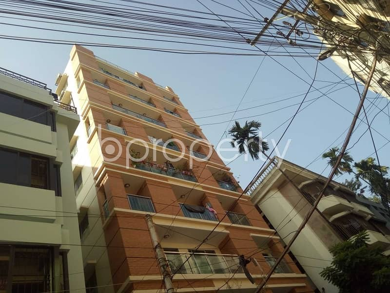 In This Serene Neighborhood Of Sugandha Residential Area A 3 Bedroom Large Flat Is Up For Sale.