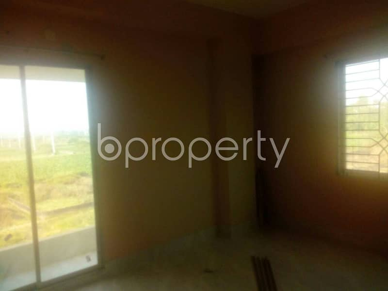 This 900 Sq Ft Flat In Shyamoli R/a With A Convenient Price Is Up For Rent