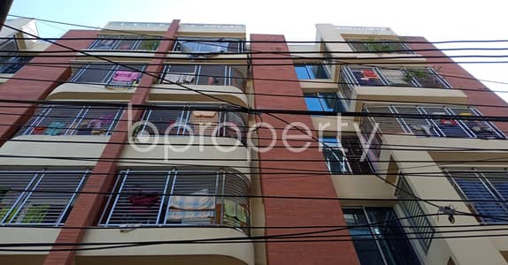 3 Bedroom Flat for Rent in Sholokbahar, Chattogram - If You Are Looking For A New Beautiful Home In Sholokbahar For Rent, Check This 1350 Sq Ft Flat