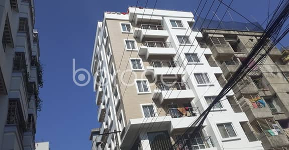 3 Bedroom Apartment for Rent in 10 No. North Kattali Ward, Chattogram - Check This 1650 Sq. Ft Apartment Up For Rent At Proshanti R/A .
