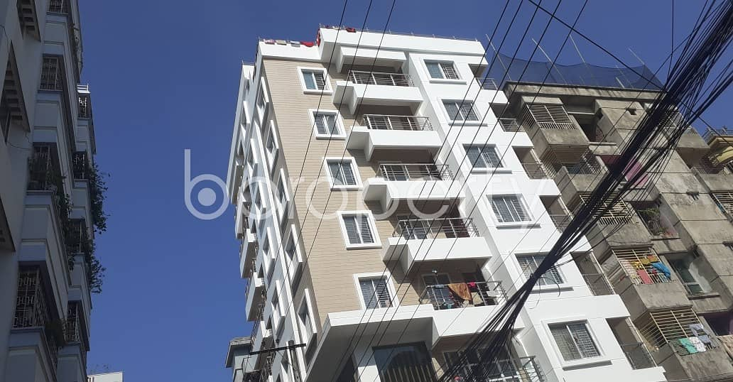 At Proshanti R/A A Nice 1650 Sq. Ft Flat Up For Rent.