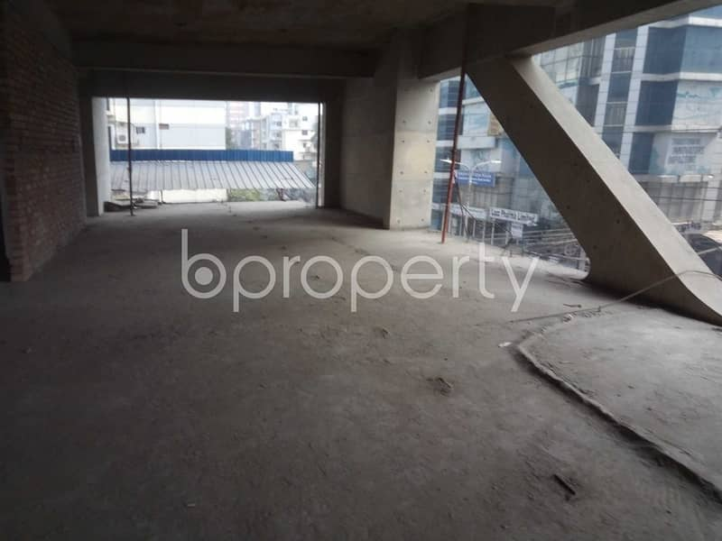 Near Therap (bd) Ltd. This Commercial Office Is Vacant For Sale At Banani