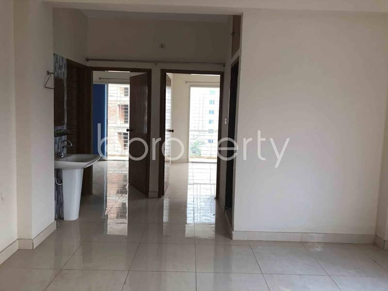 This 1200 Sq. Ft Flat In Aftab Nagar With A Convenient Price Is Up For Sale