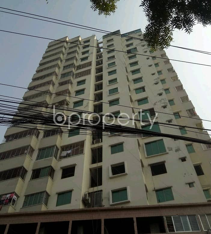 Find 1228 SQ FT flat available to Rent in Lalbagh near to Shwapno