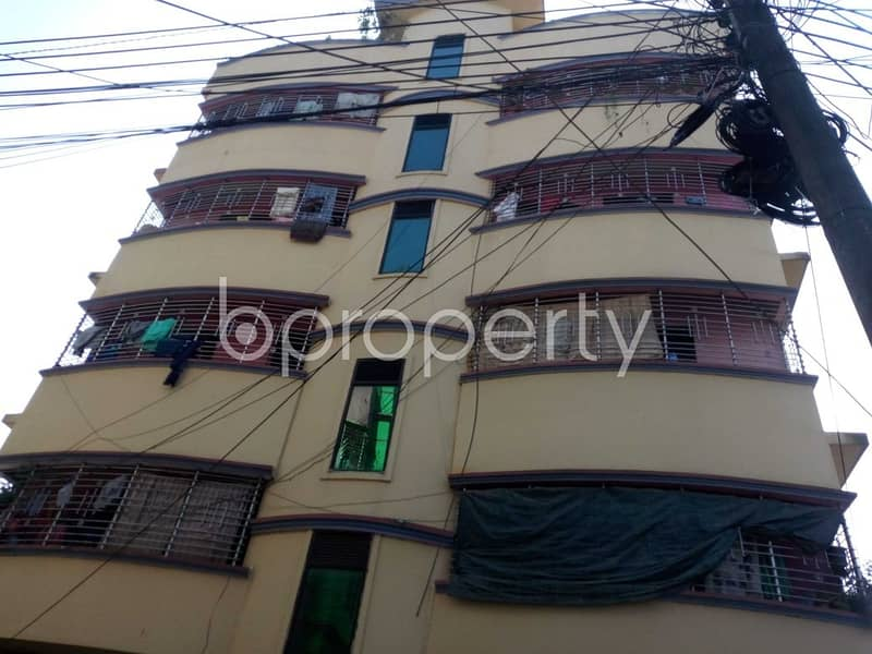 This Living Property For Rent Is In Notunpara Residential Area
