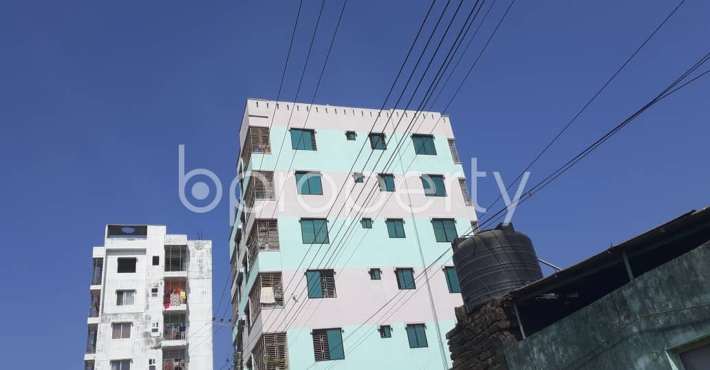 1010 Sq Ft And 2 Bedroom Living Property Is For Rent In Ishan Mohajon Road, North Kattali.