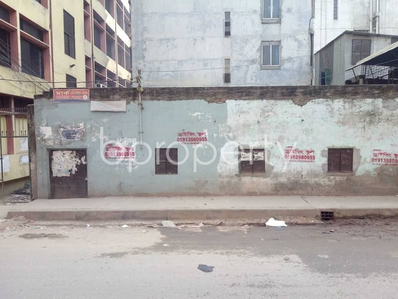 Offering You A 1600 Sq Ft Warehouse For Rent In Mirpur 12