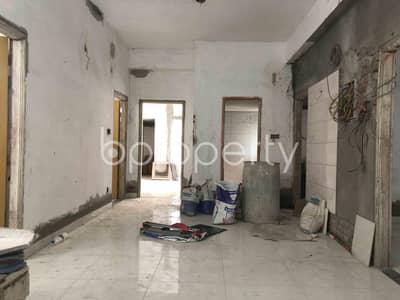 4 Bedroom Flat for Sale in 15 No. Bagmoniram Ward, Chattogram - At Mehidibag, 1940 Sq. Ft Ready Flat Is Up For Sale Close To Mehidibag Jame Masjid.