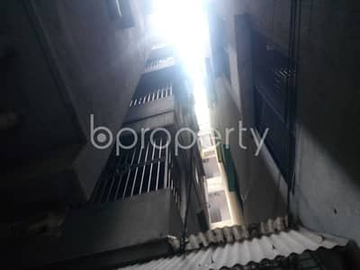 2 Bedroom Apartment for Rent in Kalachandpur, Dhaka - Built With Modern Amenities, Check This 2 Bedroom Medium Size Flat For Rent In The Location Of Kalachandpur Close To Govt. Kalachandpur School & College.