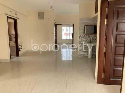 3 Bedroom Flat for Rent in Bashundhara R-A, Dhaka - Start A New Home, In This Flat For Rent In Bashundhara R-A, Near Viquarunnisa Noon School And College