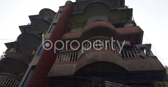 2 Bedroom Flat for Rent in Dakshin Khan, Dhaka - An Affordable Apartment Is Up For Rent In Dewanpara, Very Next To Amir Uddin Dewan Jame Mosque