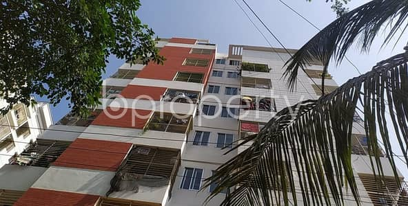 3 Bedroom Apartment for Sale in Bayazid, Chattogram - An Impressive 1050 Sq Ft Residential Apartment Is Up For Sale In The Center Of Shyamol Chhaya Residential Area .