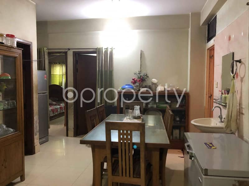 Your Desirable Cozy Flat Of 925 Sq Ft Is Available For Sale In Ashkona