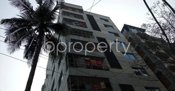 2 Bedroom Flat for Rent in Muradpur, Chattogram - 1800 Sq. Ft Flat For Rent Covering A Beautiful Area At Nasirabad Housing Society.