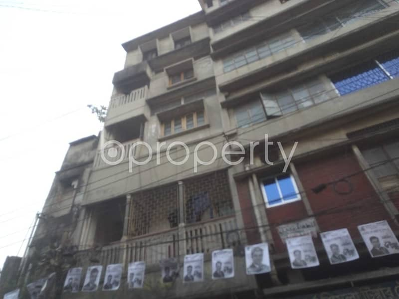 A Shop Is Up For Rent In Farashganj Near Sri Sri Bihari Lal Jiu Temple