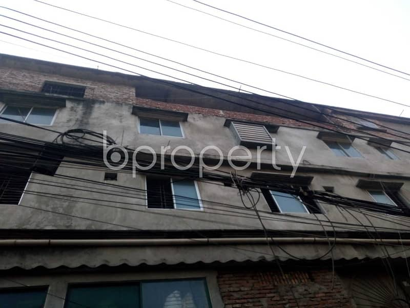 A 3000 Sq. Ft Business Space Is Up For Rent In The Location Of Tongi Bazar.