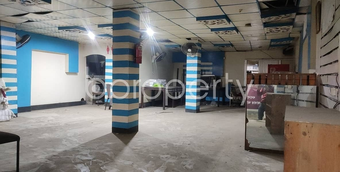 1600 Square Feet Ready Open Floor For Rent In Kathalbagan