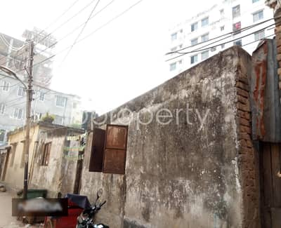 Plot for Sale in Malibagh, Dhaka - Attention Plot Finders! A 5 Katha Plot Is Up For Sale At Gulbag Railgate.