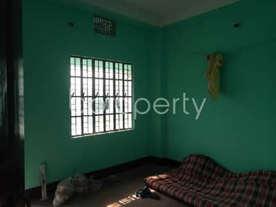 2 Bedroom Apartment for Rent in 15 No. Bagmoniram Ward, Chattogram - 850 Sq. Ft Flat For Rent Covering A Beautiful Area In Dampara Next To Anderkilla Shahi Jame Masjid.