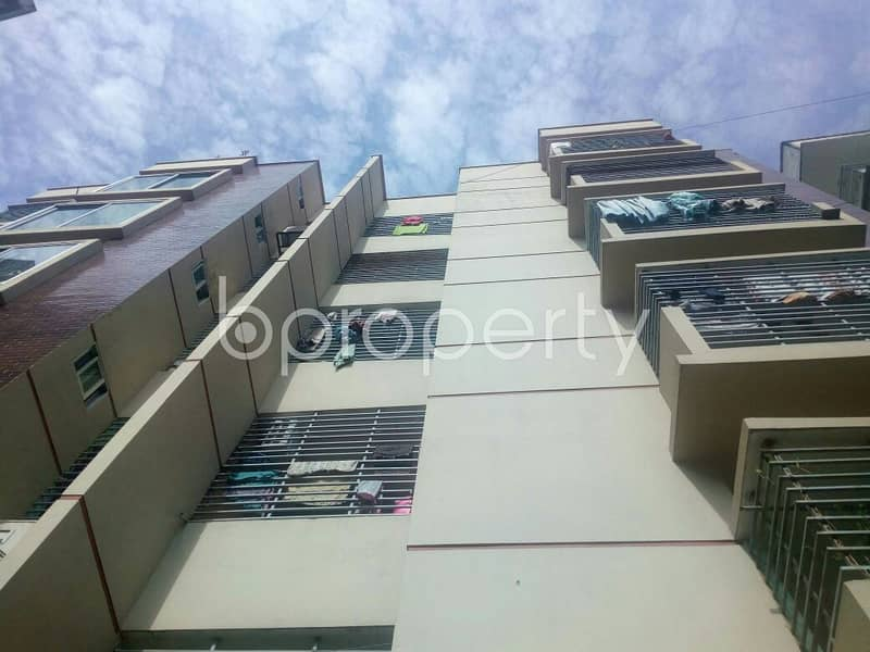 Express Your Individuality At This 1400 Sq. ft Apartment Which Is Vacant For Rent In The Location Of Paharika Residential Area.