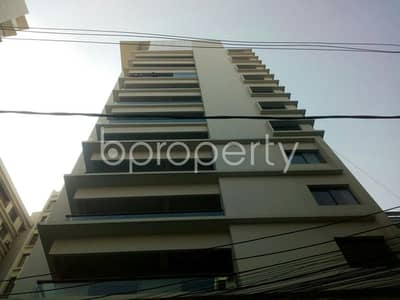 Attention ! A 1780 Sq. Ft Flat Is Up For Rent At Zakir Hossain Housing Society , This Is What You've Been Searching For As Your New Home!
