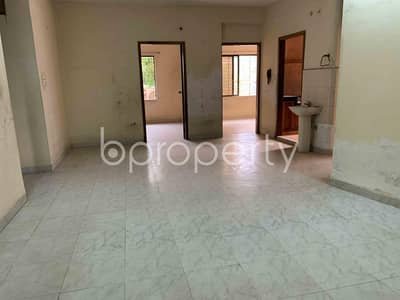 3 Bedroom Apartment for Sale in Lalmatia, Dhaka - A Flat For Residential Purpose In The Hub Of Lalmatia With 1570 Sq Ft Close To Bangladesh Eye Hospital Is Up For Sale