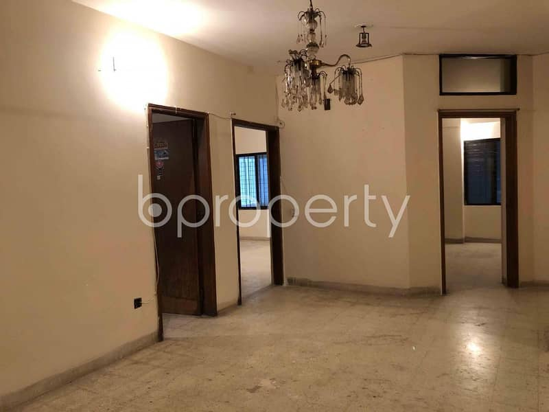 Affordable And Wonderful Flat Up For Sale In Green Road