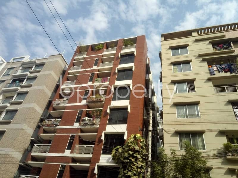 Grab This 2200 Sq Ft Beautiful Flat Is Up For Sale In Mirpur DOHS