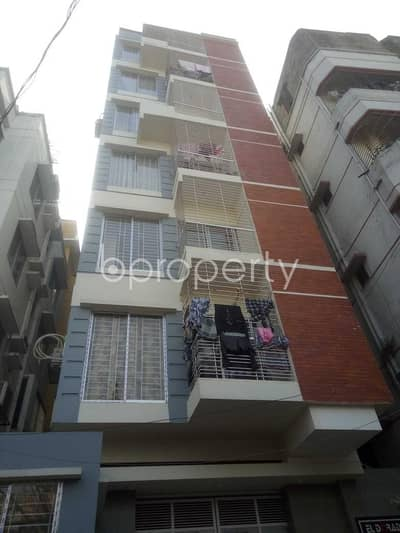 3 Bedroom Flat for Sale in Badda, Dhaka - Be The Owner Of This 1300 Sq Ft Beautiful Flat Which Is Vacant Now For Sale At Nurer Chala
