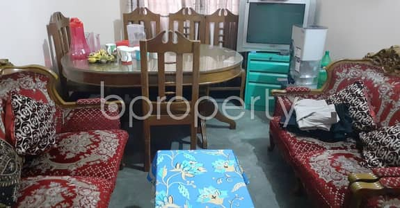 4 Bedroom Flat for Sale in Mugdapara, Dhaka - Be The Owner Of This 900 Sq Ft Beautiful Flat Which Is Vacant Now For Sale At Manda, Mugdapara