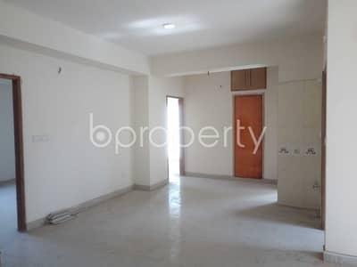 3 Bedroom Apartment for Sale in Badda, Dhaka - Delightful Apartment Of 1250 Sq Ft Is Available For Sale In Khilbari Tek, Badda