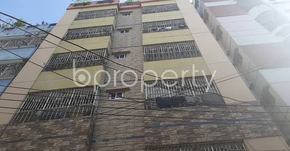 Prepared To Be Rented In This Nice Residential Place In Joy Pahar Housing Estate.