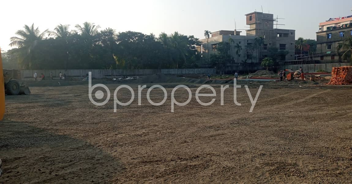 83.33 Katha Commercial Plot Is Available For Lease In New Mooring