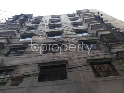 2 Bedroom Flat for Rent in Kalachandpur, Dhaka - An Apartment Of 800 Sq Ft Is Waiting For Rent At West Kalachandpur
