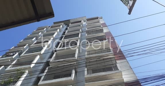 A 900 SQ FT very reasonable medium flat is available for rent at Kazir Dewri