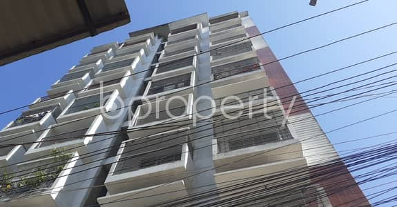 3 Bedroom Apartment for Rent in Kazir Dewri, Chattogram - A 1200 SQ FT very reasonable medium flat is available for rent at Kazir Dewri