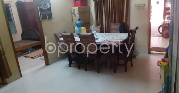 3 Bedroom Apartment for Rent in 33 No. Firingee Bazaar Ward, Chattogram - Reside in 33 No. Firingee Bazaar Ward for rent, in a 1200 SQ FT flat
