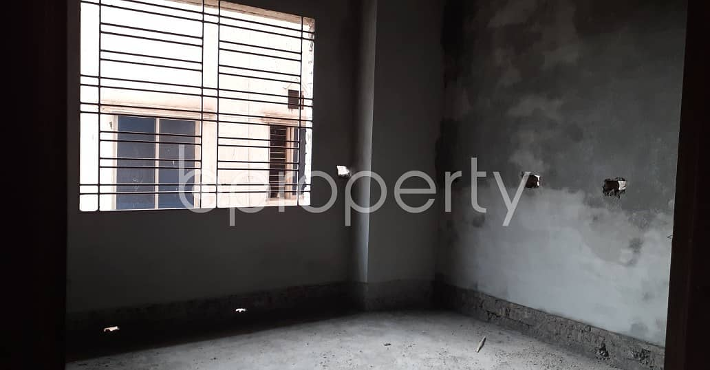 Lovely Apartment Of 1100 Sq Ft Is Up For Sale In Ashkona