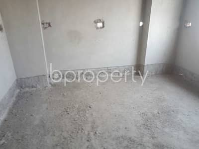 Reside In This 1100 Sq Ft Flat At Middle Badda Is Up For Sale