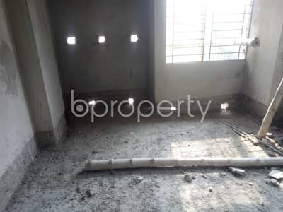 Check This Fine Looking Flat Of 1100 Sq Ft Offered For Sale At Middle Badda
