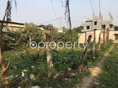 Plot for Sale in Uttar Khan, Dhaka - 5 Katha Plot Is Ready For Sale At Uttar Khan