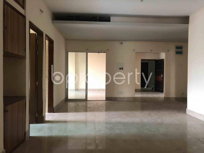 A Lovely And Affordable Flat Of 1650 Sq Ft Is Up For Rent Located In Khulshi Hill R/a